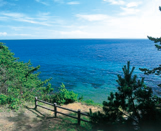 遠島山公園 | 能登町観光ガイド-能登半島|石川県能登町観光ポータルサイト